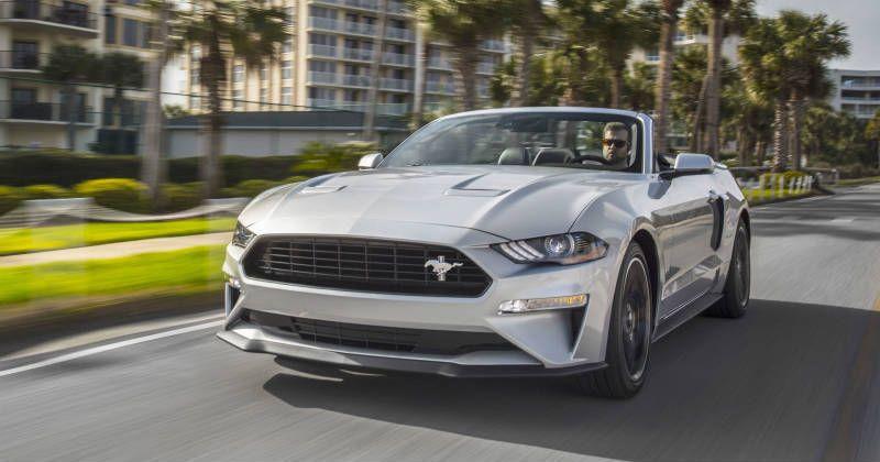 Alquilar un Mustang Ruta 66